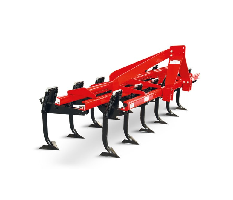 CULTIVATOR TRIPLE FRAME WITH  VERTICAL SPRİNGS (70X35 TINES) AG-TVC