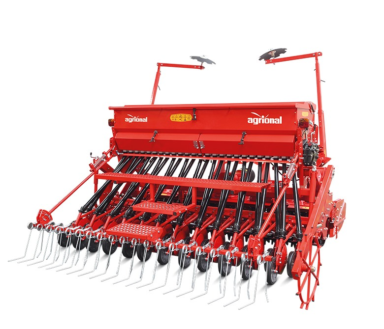 COMBINED SEED DRILL AGM-HMCY