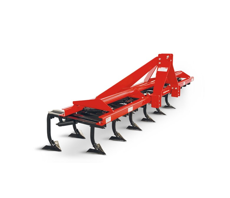 CULTIVATOR WITH HORIZANTAL SPRINGS (60X20 TINES) AG-HC