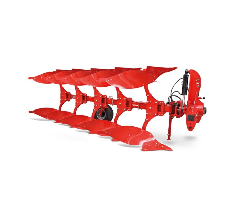 MOUNTED REVERSIBLE HYDRAULIC  MOULDBOARD PLOUGH WITH SAFETY PIN AG-RMPH