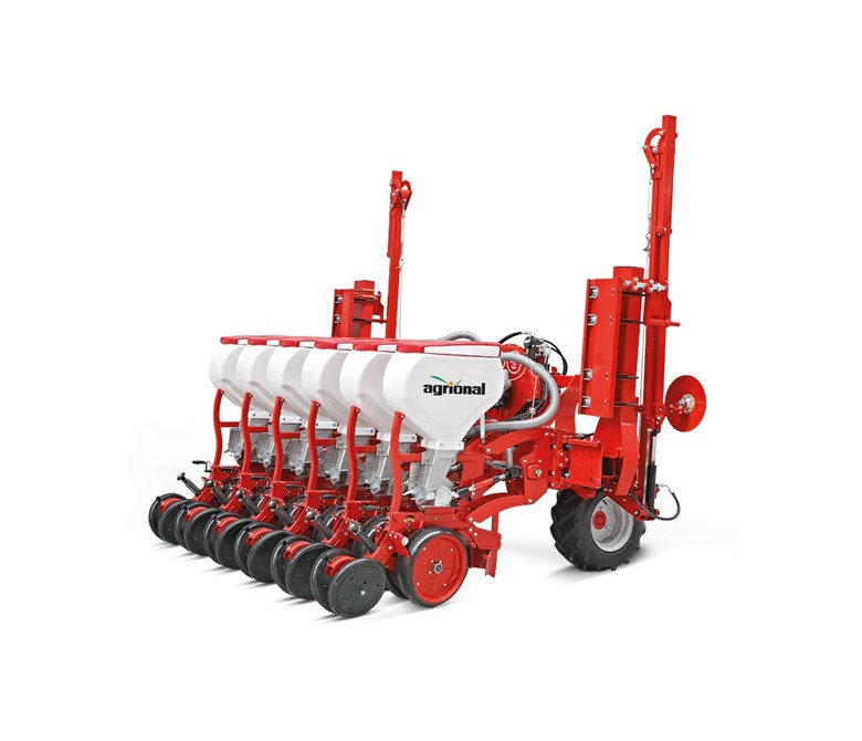 PNEUMATIC PLANTER  FOLDABLE FRAME AG-PMDKK