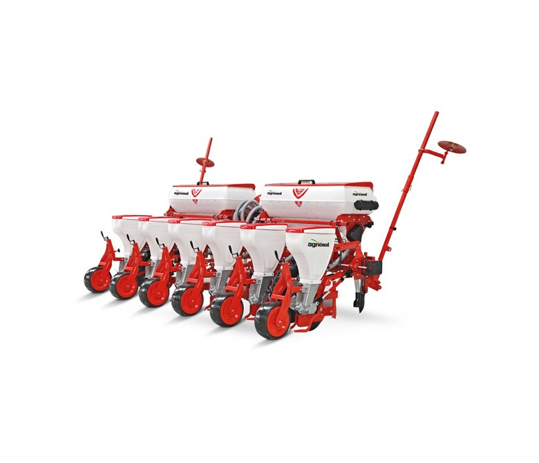 PNEUMATIC PLANTER AXE TYPE AGM-PMB