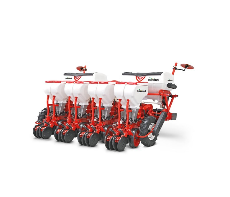 PNEUMATIC PLANTER TWIN ROW AG-PMDC
