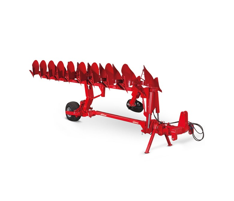 SEMI MOUNTED REVERSIBLE MOULDBOARD PLOUGH AG-SMP